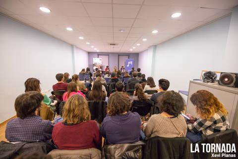 En marxa una nova edició dels debats formatius del Soc Autor