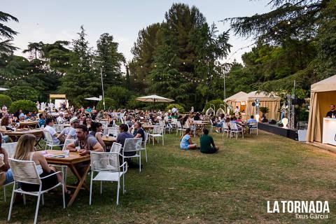 Públic. Festival Jardins de Pedralbes