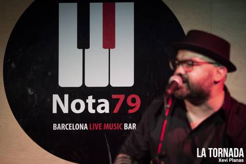 Jofre Bardagí al Nota 79 de Barcelona