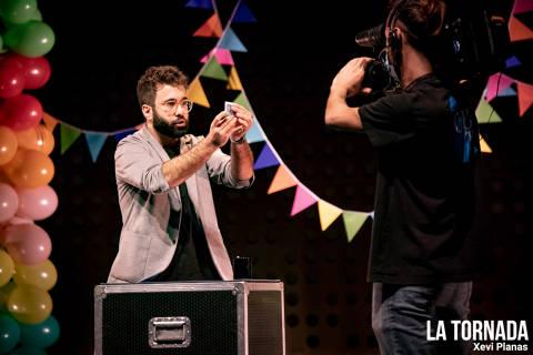 Pere Rafart al festival Ambulant de Salt