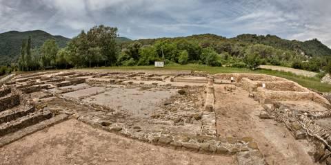 Ruta i visita guiada a les ruïnes de Vilauba