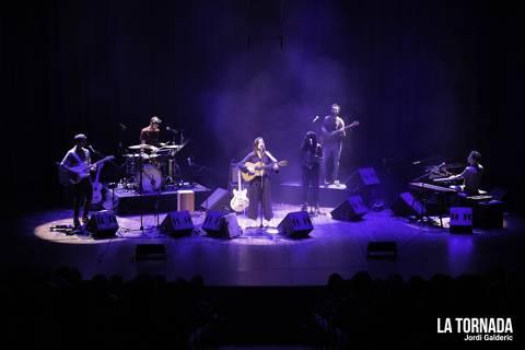 Judit Neddermann a l'Auditori de Barcelona