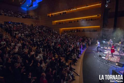 Públic. Els Catarres a l'Auditori de Girona