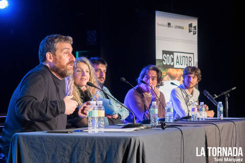 Soc Autor a El Torín (Olot)