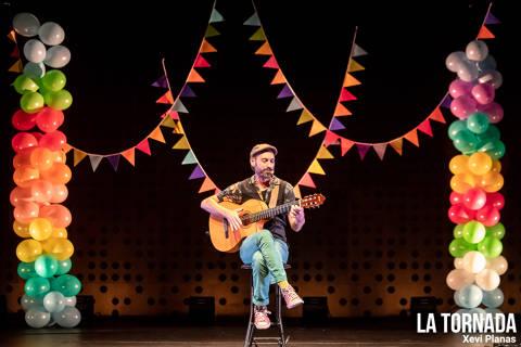 Landry El Rumbero al festival Ambulant de Salt