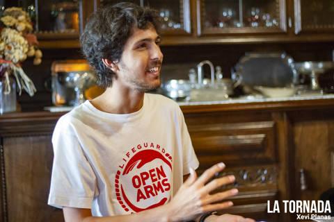 Pau Planas (La Tornada). RdP Concerts a cegues
