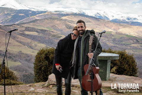 Paula Giberga i Andreu Roig (La Folie) a Camprodon