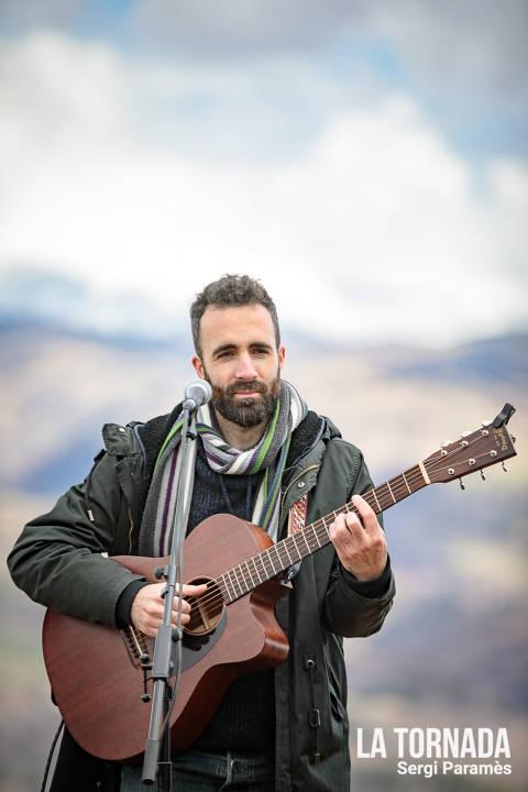 Andreu Roig (La Folie) a Camprodon