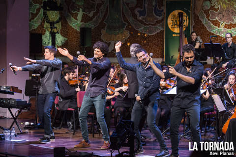 Els Amics de les Arts al Palau de la Música