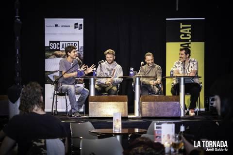 Soc Autor al Cafè del Teatre (Lleida)