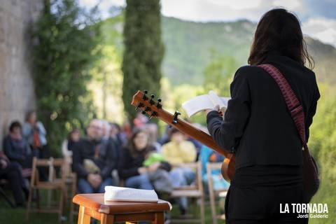 Ivette Nadal a Rocabruna (Camprodon)