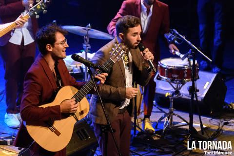 Guillem Roma al Mercat de Música Viva de Vic