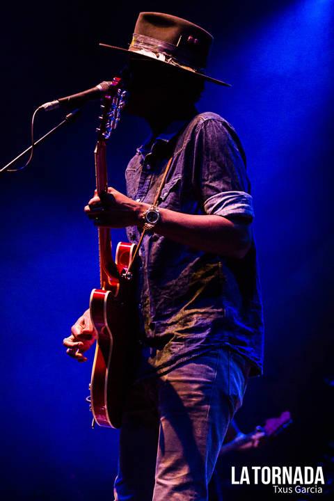 Gary Clark Jr. al Festival de Pedralbes