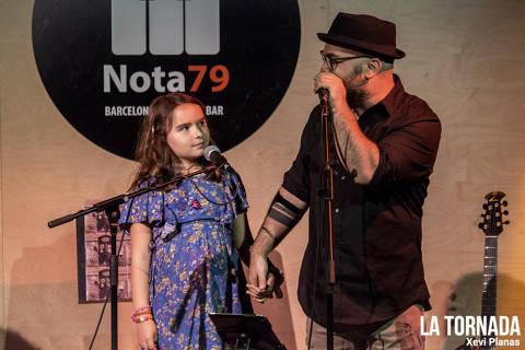 Jofre i Ordet Bardagí al Nota 79 de Barcelona