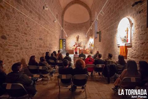 Raquel Lúa, segona artista amagada dels Concerts a Cegues