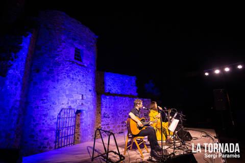 Maria del Mar Bonet i Borja Penalba. Festival Espurnes. Llagostera