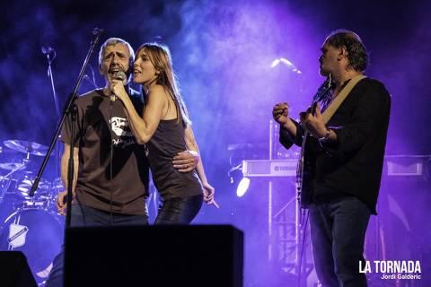 Duble Buble amb Joan Crosas a Manlleu