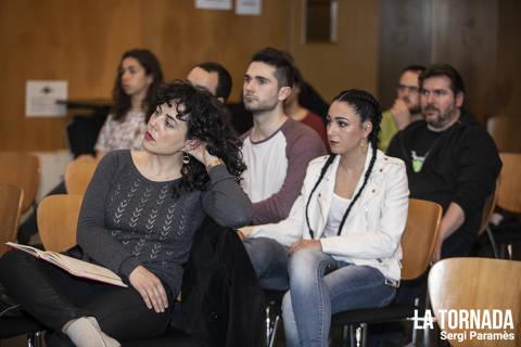 Públic. Soc Autor a Vilafranca del Penedès